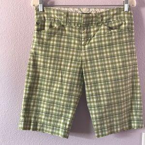Multicolored Roxy cotton shorts